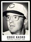 1960 Leaf #9  Eddie Kasko  Front Thumbnail