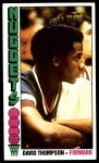 1976 Topps #110  David Thompson  Front Thumbnail