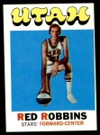 1971 Topps #233  Red Robbins  Front Thumbnail