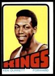 1972 Topps #134  Ken Durrett   Front Thumbnail