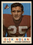 1959 Topps #32  Dick Nolan  Front Thumbnail