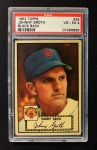 1952 Topps #25  Johnny Groth  Front Thumbnail