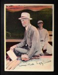1936 R312  Connie Mack / Lefty Grove  Front Thumbnail