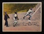 1936 Pastel Photos (R312) #47  Jimmie Foxx / Luke Sewell  Front Thumbnail