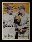 1936 R312  Cliff Bolton / Earl Whitehill  Front Thumbnail