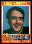 1971 Topps #30  Terry Hanratty  Front Thumbnail