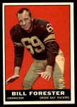 1961 Topps #46  Bill Forester  Front Thumbnail