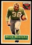 1956 Topps #76  Dick Bielski  Front Thumbnail