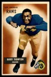 1955 Bowman #23  Harry Thompson  Front Thumbnail