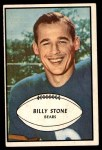 1953 Bowman #29  Billy Stone  Front Thumbnail