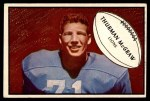 1953 Bowman #71  Thurman McGraw  Front Thumbnail