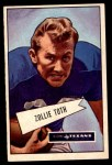 1952 Bowman Large #58  Zollie Toth  Front Thumbnail