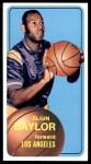 1970 Topps #65  Elgin Baylor   Front Thumbnail