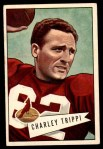 1952 Bowman Large #12  Charley Trippi  Front Thumbnail