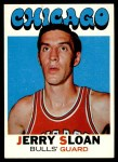 1971 Topps #87  Jerry Sloan   Front Thumbnail