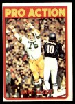 1972 Topps #260   -  Mike McCoy Pro Action Front Thumbnail