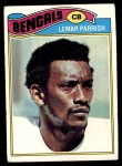 1977 Topps #325  Lemar Parrish  Front Thumbnail