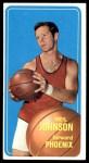 1970 Topps #17  Neil Johnson   Front Thumbnail
