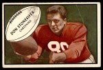 1953 Bowman #86  Don Stonesifer  Front Thumbnail