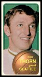1970 Topps #167  Rod Thorn   Front Thumbnail