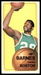 1970 Topps #121  Jim Barnes   Front Thumbnail