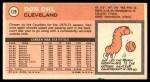 1970 Topps #128  Don Ohl   Back Thumbnail