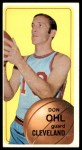 1970 Topps #128  Don Ohl   Front Thumbnail