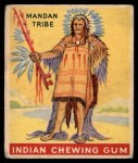 1933 Goudey Indian Gum #150   Mandan Tribe  Front Thumbnail