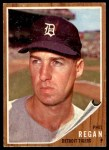 1962 Topps #366  Phil Regan  Front Thumbnail