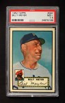1952 Topps #387  Billy Meyer  Front Thumbnail