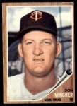 1962 Topps #386  Don Mincher  Front Thumbnail