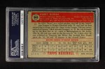 1952 Topps #303  Harry Dorish  Back Thumbnail