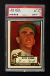 1952 Topps #336  Dave Koslo  Front Thumbnail