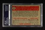 1952 Topps #371  Bobby Hofman  Back Thumbnail