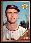 1962 Topps #194 NRM Dean Chance  Front Thumbnail