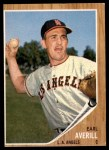 1962 Topps #452  Earl Averill Jr.  Front Thumbnail