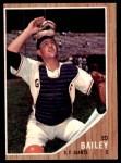 1962 Topps #459  Ed Bailey  Front Thumbnail