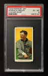 1909 T206 CHIC Mordecai Brown  Front Thumbnail