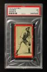 1910 T210-6 Old Mill Blue Grass League  Womble  Front Thumbnail