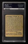 1935 National Chicle #24  Clarke Hinkle   Back Thumbnail