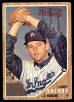1962 Topps #435  Larry Sherry  Front Thumbnail