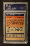 1972 Topps #96  Don May   Back Thumbnail