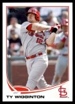 2013 Topps Update #75  Ty Wigginton  Front Thumbnail