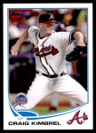 2013 Topps Update #53   -  Craig Kimbrel All-Star Front Thumbnail
