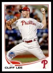 2013 Topps Update #188   -  Cliff Lee All-Star Front Thumbnail