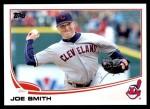 2013 Topps Update #179  Joe Smith  Front Thumbnail
