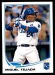 2013 Topps Update #170  Miguel Tejada  Front Thumbnail