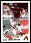 2013 Topps Update #146  Didi Gregorius  Front Thumbnail