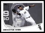 2013 Topps Update #135  Dewayne Wise  Front Thumbnail