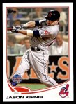 2013 Topps Update #124   -  Jason Kipnis All-Star Front Thumbnail